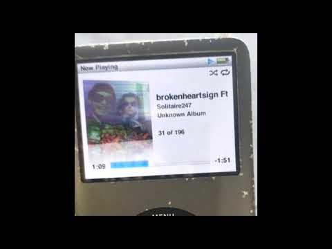 Yung Solitaire - brokenheartsign [Ft  Kash Kal]