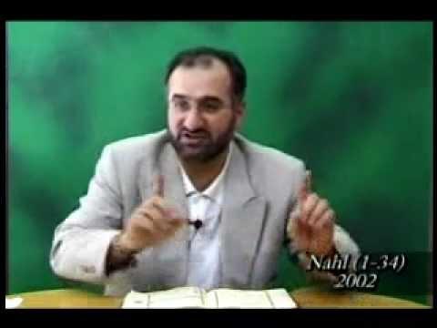 Tefsir Dersi - 269 (Nahl Sûresi 1 - 9.Ayetler) - Adem Ergül
