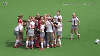 Finale Deutsche Feldhockey-Meisterschaft der Damen 2018 in Krefeld Highlights
