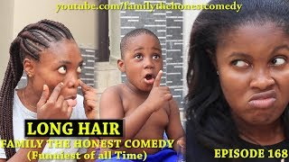LONG HAIR (Mark Angel Comedy) (Family The Honest Comedy) (Episode 168)