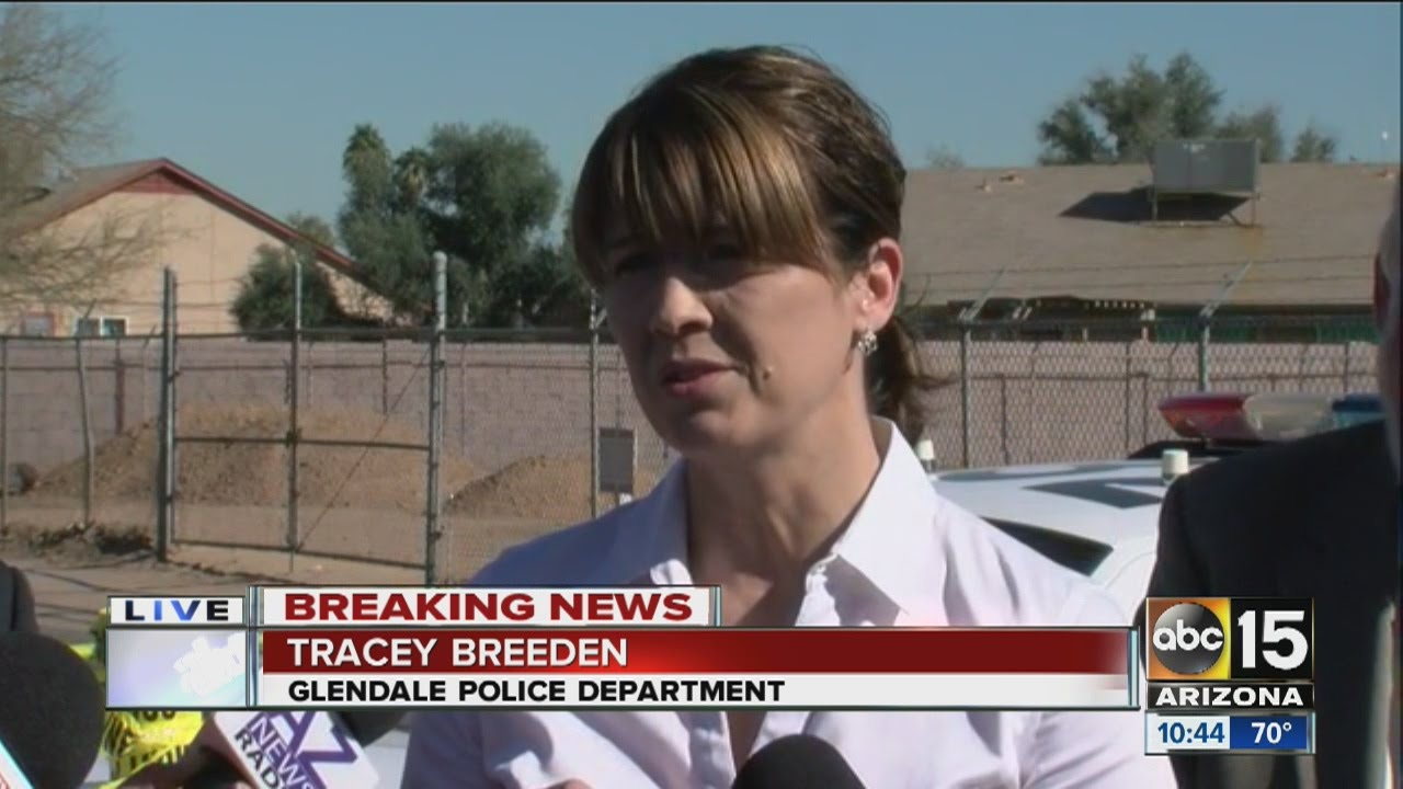Full news conference: 2 students killed in shooting at Glendale High School