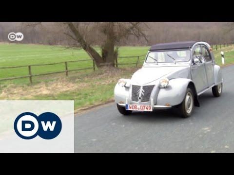 Vintage Citroen 2CV