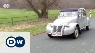 Vintage: Citroen 2CV   Drive it!