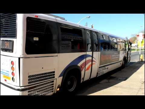 New Jersey Transit Bus: Three RTSs on Route 94 at Watsessing Ave & Dodd Street