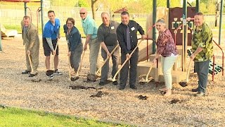 Inclusive Playground Groundbreaking May 2017 - Cottage Grove, MN