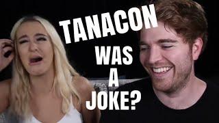 SHANE DAWSON & TANA MONGEAU MAKE JOKES ABOUT TANACON!