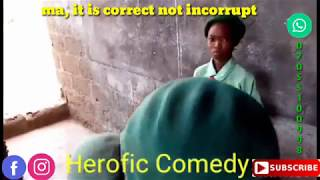 ANOTHER DEFINITION ( Funny Herofic Comedy) episode 8
