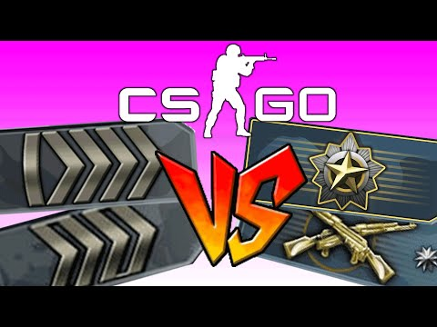 CS:GO - Silver Elite vs Master Guardian Elite