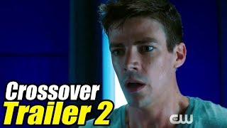 """""""Elseworlds"""" Crossover Trailer 2 (Sub Español)  - BARRY ES OLIVER QUEEN"""