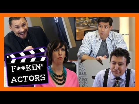 F**KIN' ACTORS: Episode 5 (The Agent Meeting - PART 2)
