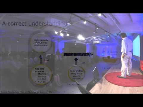 Singularity... So what? | Kaz Ataka | TEDxTokyoSalon