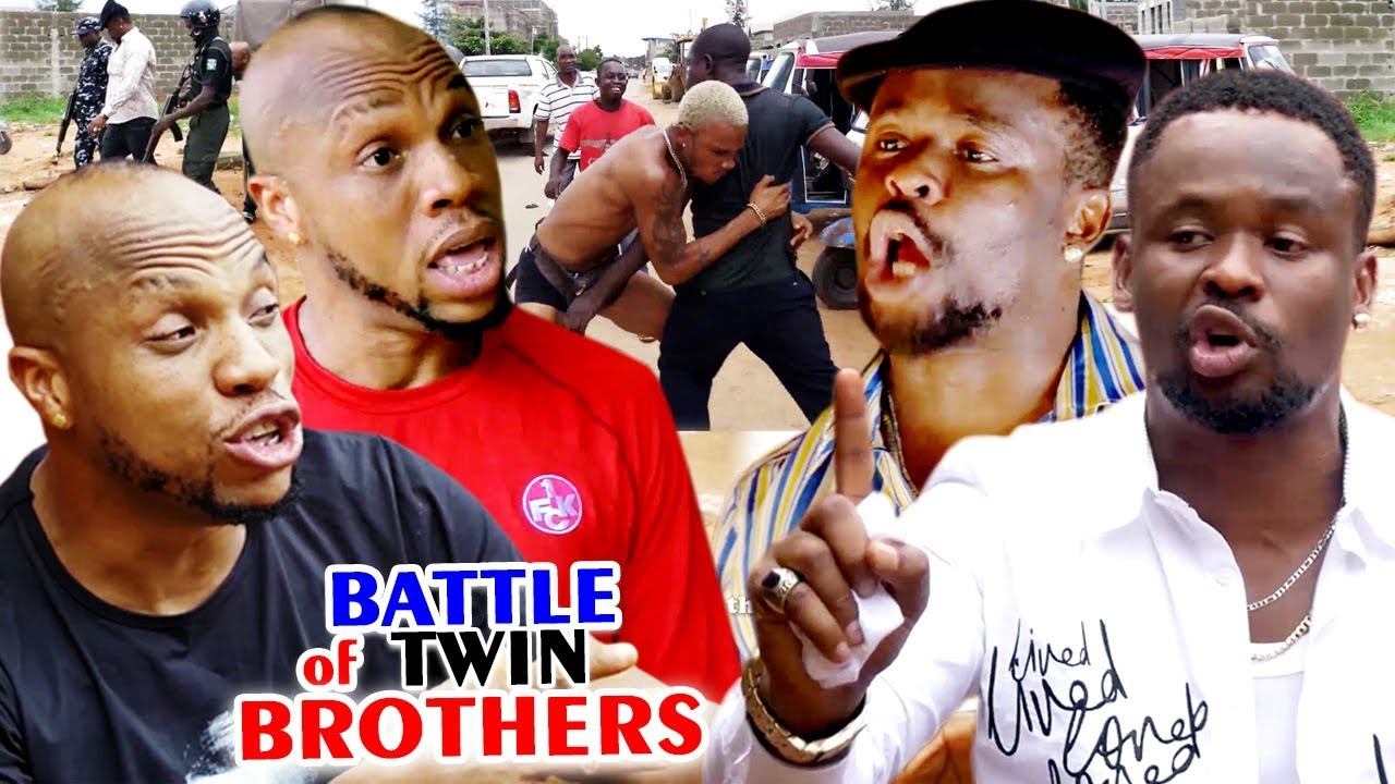 Download Battle Of Twin Brothers COMPLETE Season 5&6 - Zubby Michael / Igwe 2pac Latest Nigerian Movie