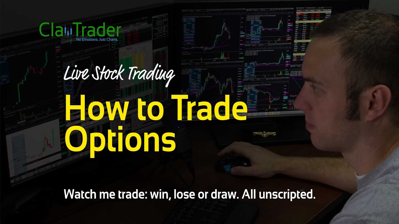 How i trade options najarian