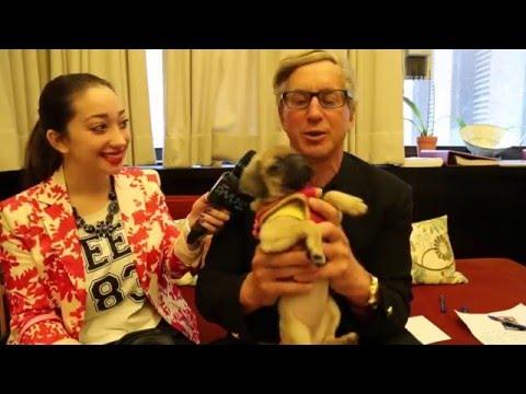 DR. ERIC BRAVERMAN Interview w/ PAVLINA NYC talks the BRAIN