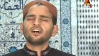 FAKHAR ABBAS KAHOOT. A.T.V. NAAT Sana-e-Muhammad.MPG
