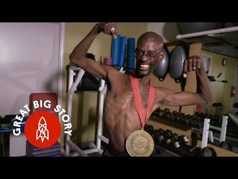 Cerebral Palsy Can't Stop This Bodybuilder