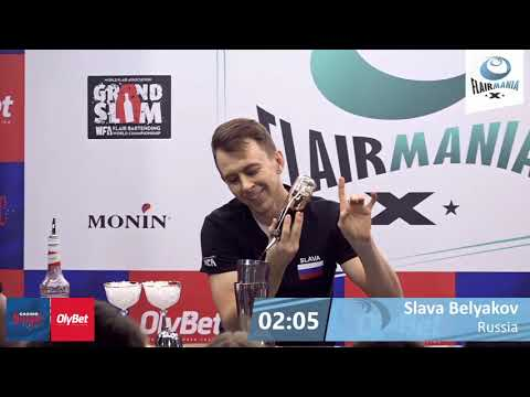 Slava Belyakov FINAL OlyBet Flair Mania 2020