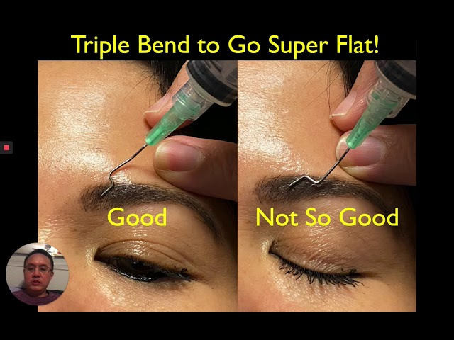 Dr. Lam's Lecture on Eyebrow Hair Transplant