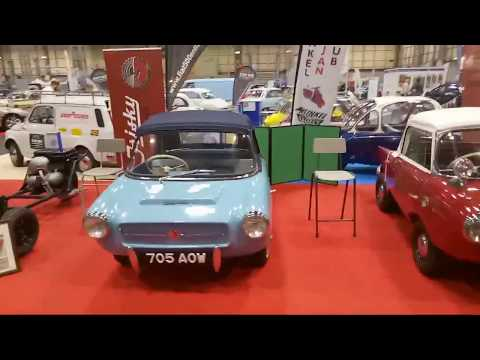 NEC Classic Motor Show Day 2