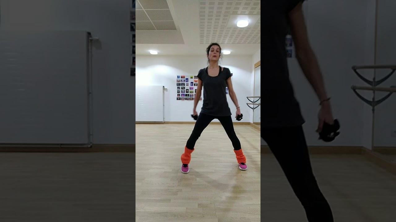 Renforcement musculaire : Séverine