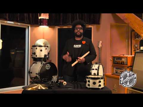 Ludwig's The Pocket Kit By Questlove