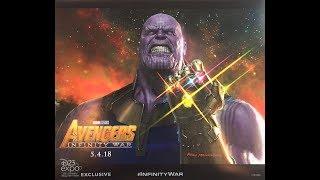 Marvel/Мстители: Война бесконечности и Танос. Танец таноса. Готовимся к встрече с Таносом