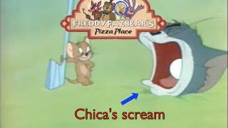 FNAF| Did chica