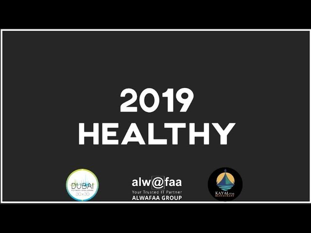Healthy Food Week - Techfit 2019