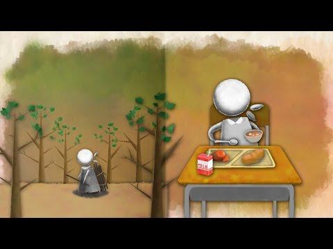 国連WFP「学校給食プログラム」アニメーション動画 Under the Same Sky おなじそらのした