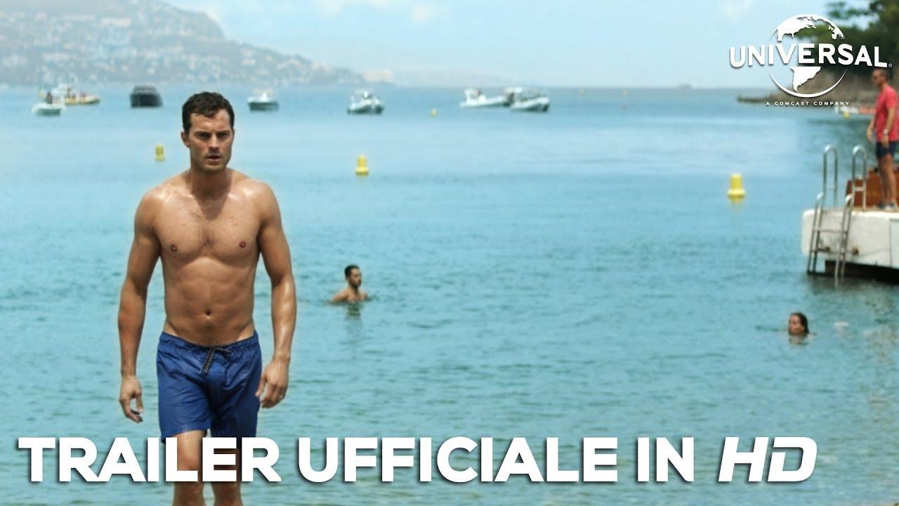 Download CINQUANTA SFUMATURE DI ROSSO - Trailer Finale