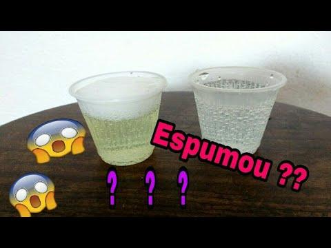 teste de gravidez da água sanitária 3 youtube