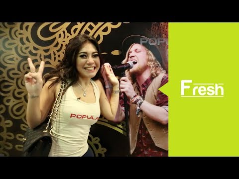 Fun With Audrey June on Java Jazz Festival 2014
