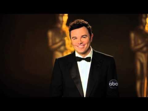 Oscars Promo: Seth MacFarlane Or Daniel Day-Lewis?