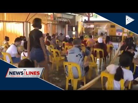 Taguig LGU Providing Residents Cash Aid Under 'TAP' Program