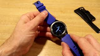 My Gear S3 SmartWatch 2 Years On how did it survive ahead of the New Galaxy Watch