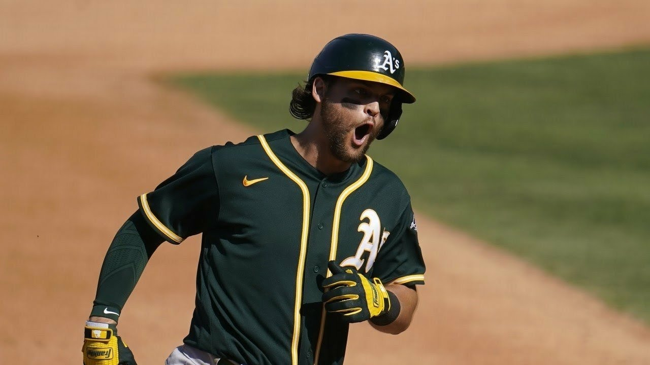 Oakland A's may be showing their hand with Chad Pinder