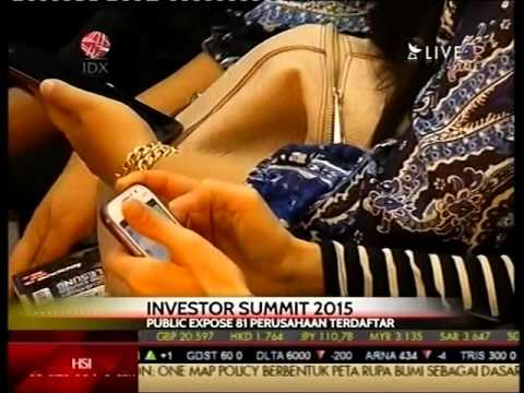 Investor Summit & Capital Market Expo 2015