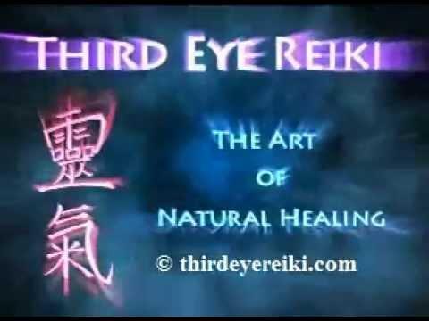 Third Eye Reiki -  The Art Of Natural Healing