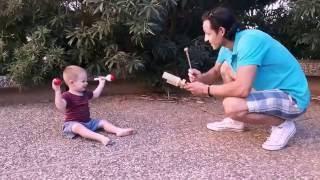 урок танцев для малышей