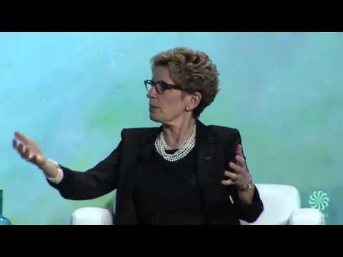 GLOBE 2016 - Premiers' Armchair Dialogue