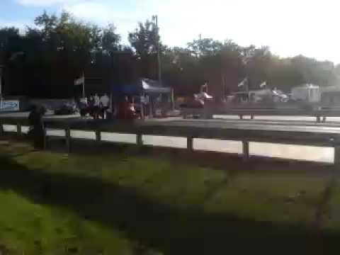 Jr vs nos busa Starkville Raceway