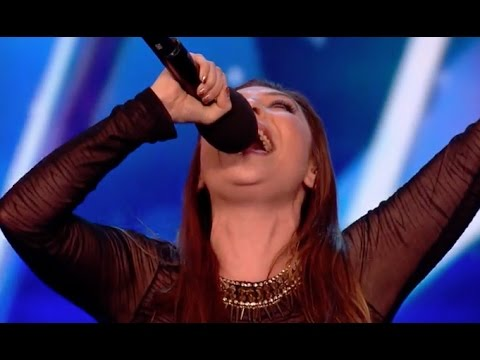 Impressionist Jess Robinson BLOWS Judges AWAY | Week 1 | Britain's Got Talent 2017