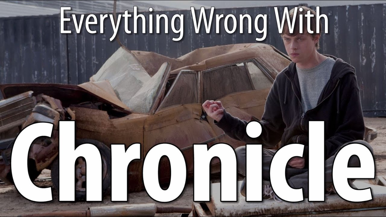 Download Everything Wrong With Chronicle In 8 Minutes Or Less