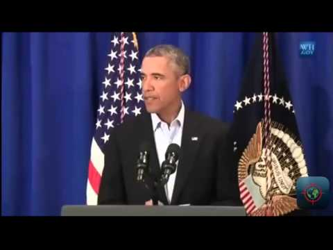 President Obama addresses James Foley beheading | ISIS (full)