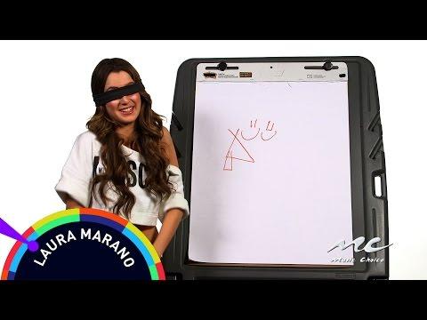Choice Games: Laura Marano Doodles
