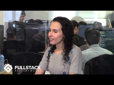 Fullstack Academy Alumni Stories: Cristina Colón (fullstack developer at Hightower)