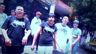 """Alucinando Mentes-""""Al Estilo Delincuente"""" (WDKrecords) """"Video Oficial"""" 2013"""