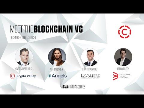 Meet the Blockchain VC