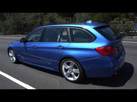 Car Tech - 2014 BMW 328d xDrive Sports Wagon