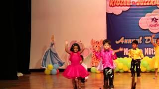 Annika Dance - Zoobee Doobee